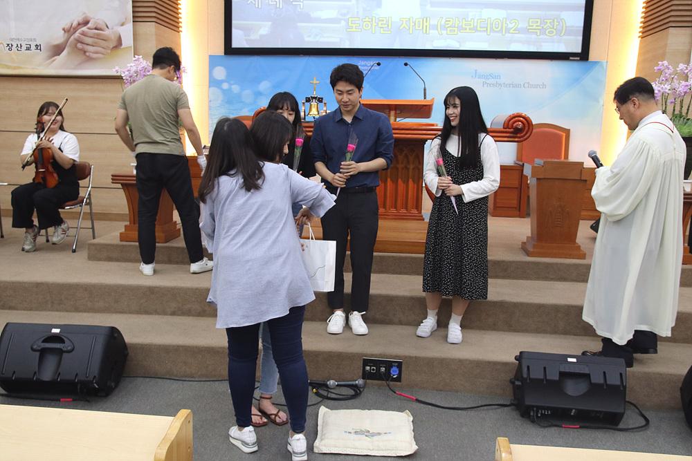2019.06.23. 세례식-도하린자매(싱글, 캄보디아2목장)