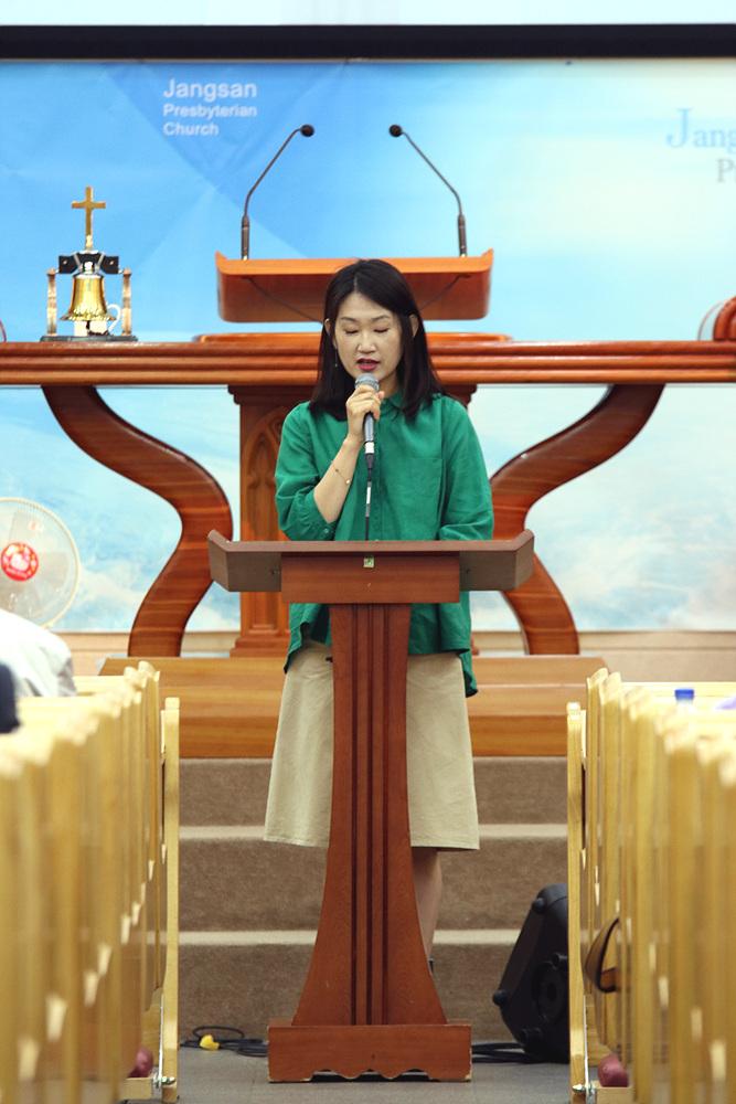 2019.07.07. 허정아자매(생명의 삶 수료)