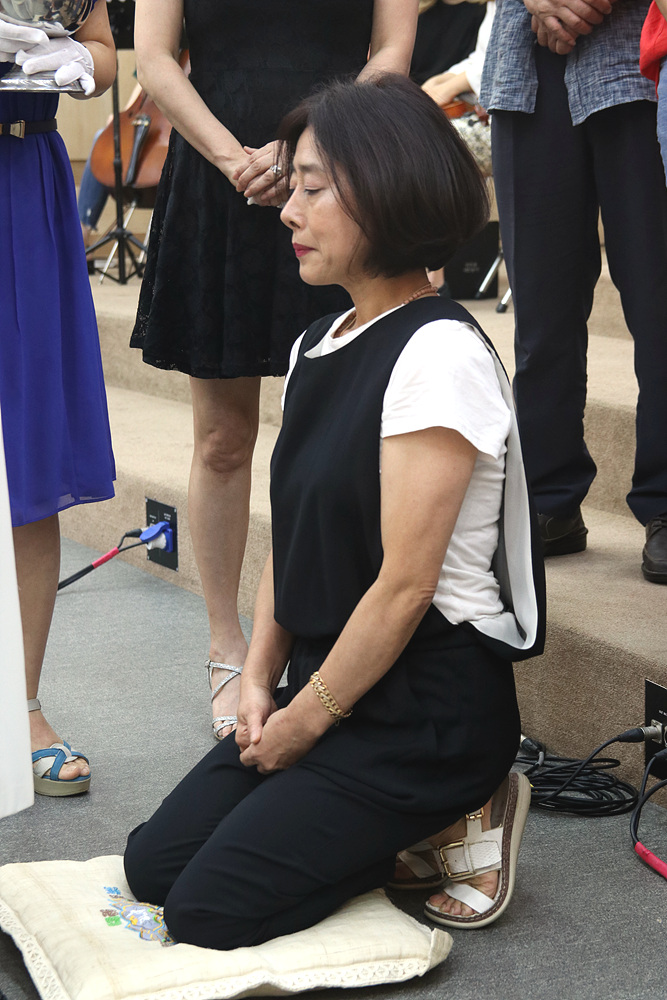 2019.08.25. 세례식-한미영자매(아산1목장)