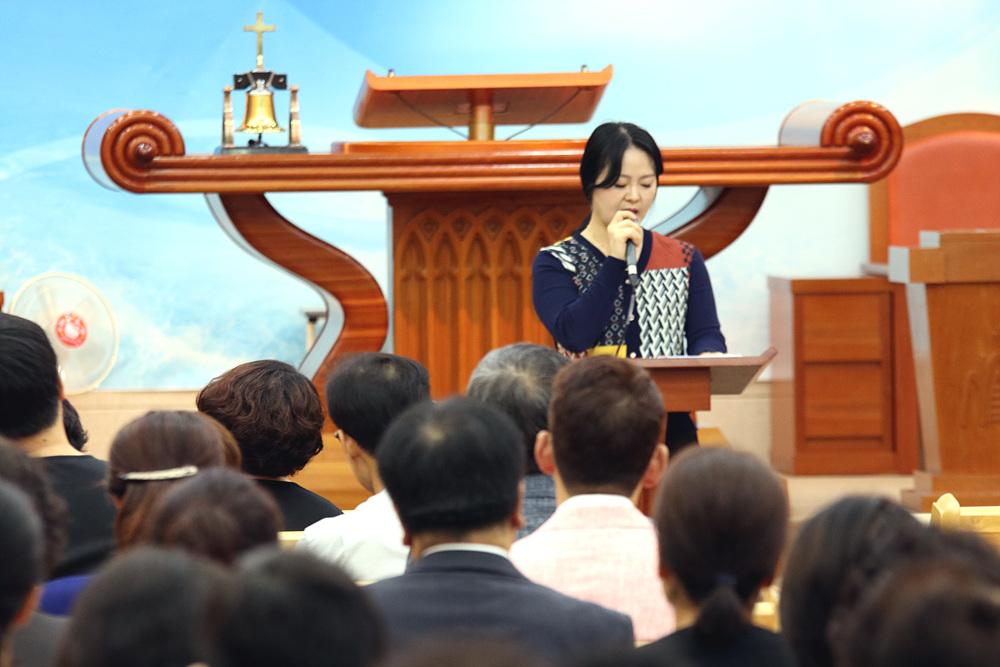 2019.09.22. 간증-김순애자매(세례)