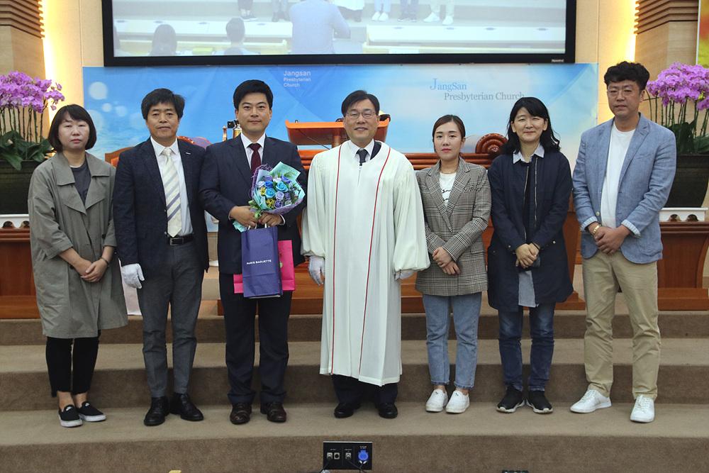 2019.10.20. 세례-남효석형제(열방본부목장)