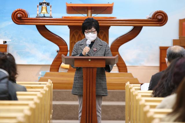 2021.3.14 주일스케치(생삶수료 간증-김성숙)